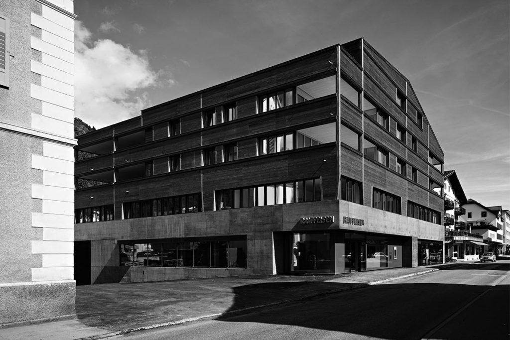 Banca Raiffeisen Surselva, Ilanz