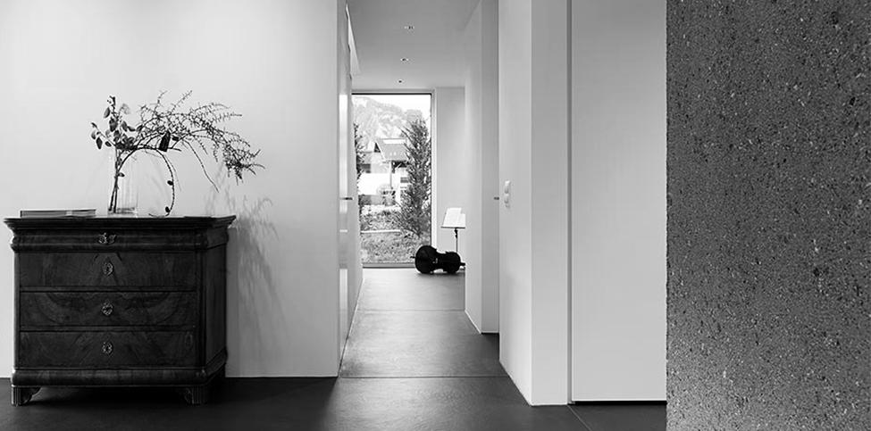Neubau EFH Venzin, Maienfeld