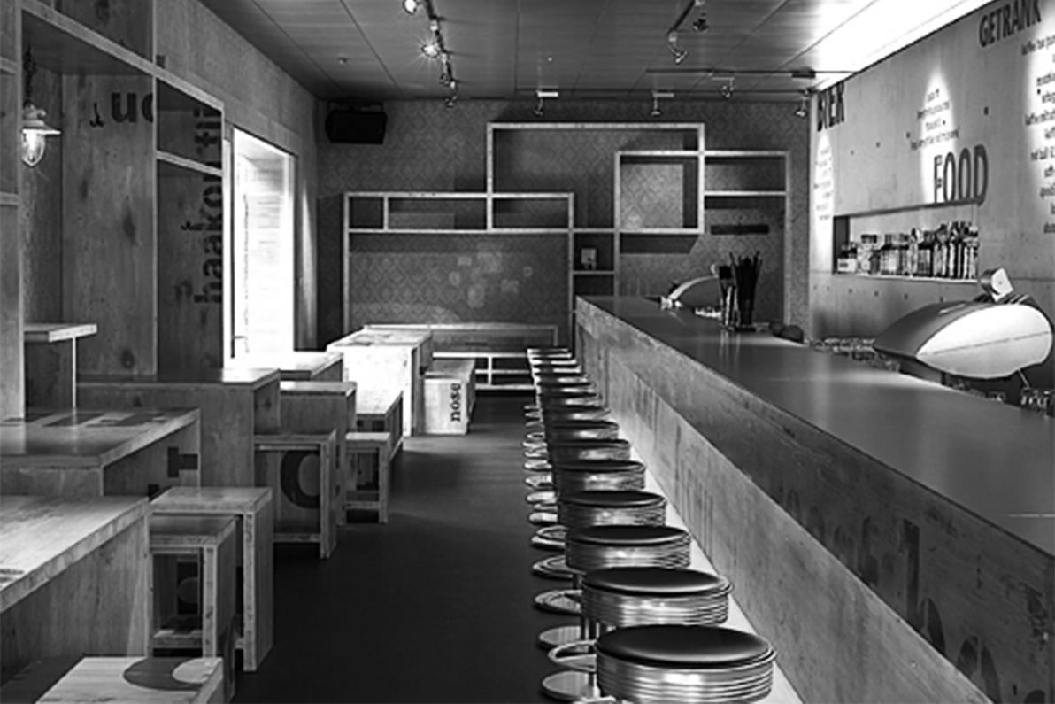 «THEROCKS@LAAX» - Haus C + F Mieterausbauten
