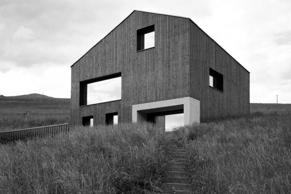 Neubau Haus in Lumbrein