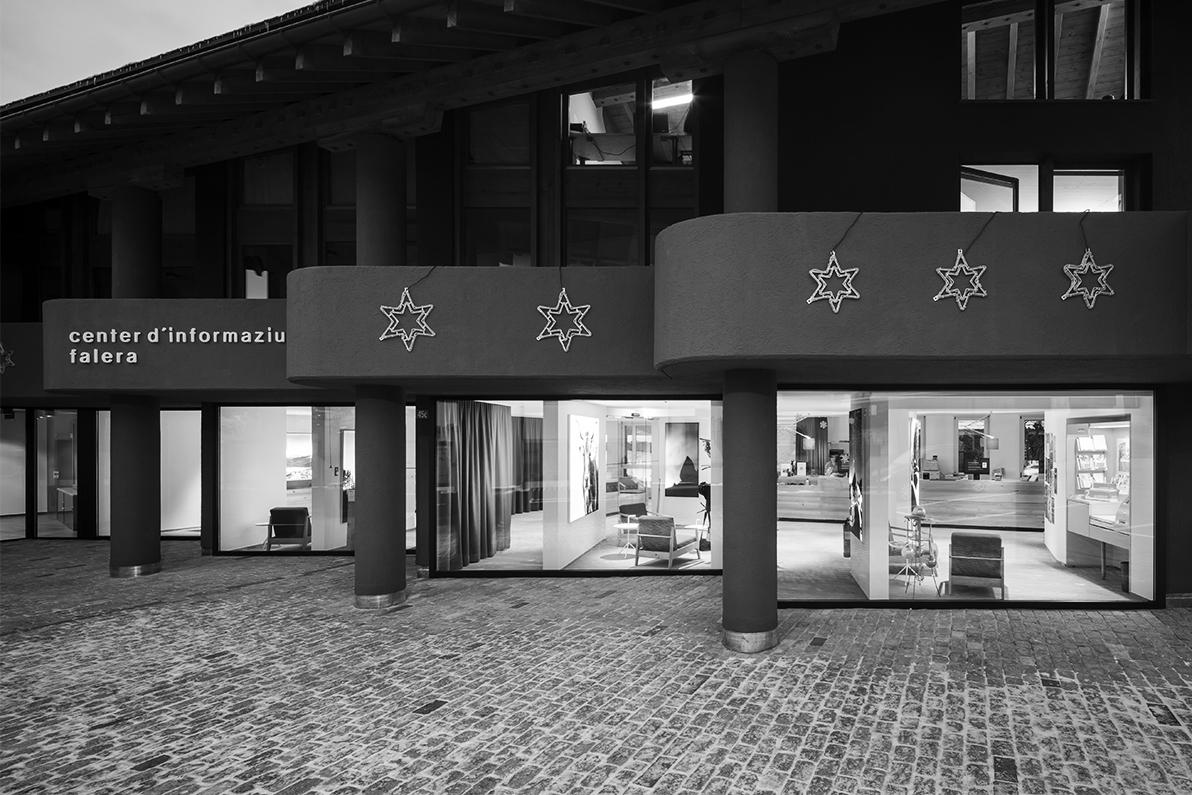 Umbau Gemeindezentrum und Tourismusbüro Flims-Laax-Falera, Falera