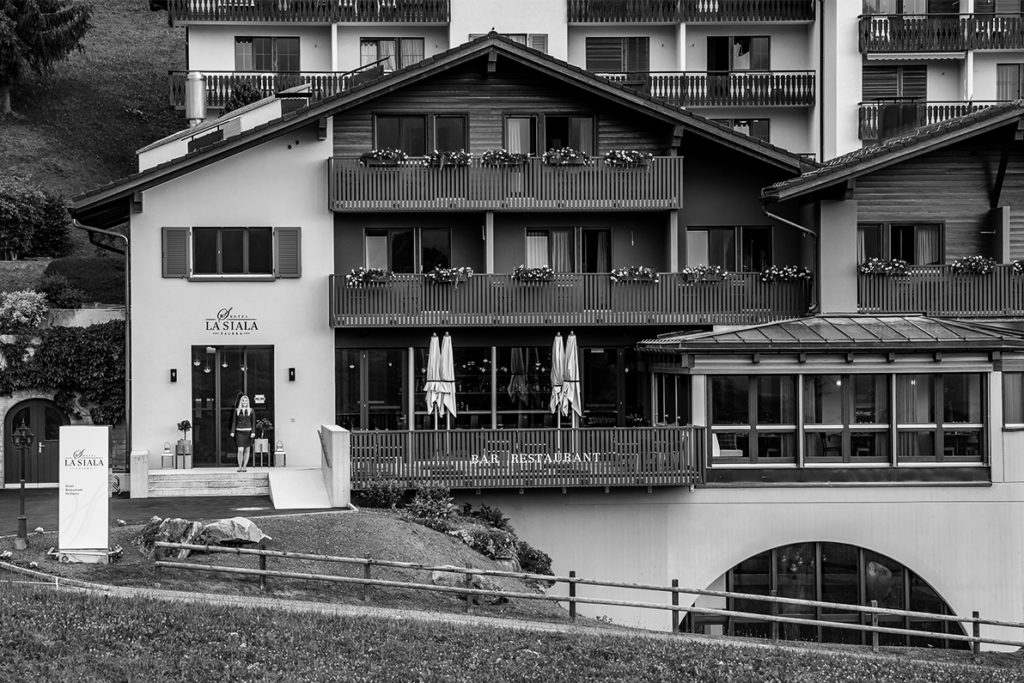 Umbau Hotel La Siala, Falera