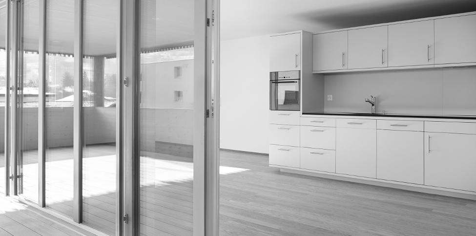 Neubau Geschäfts- Und Wohnhaus, Ilanz