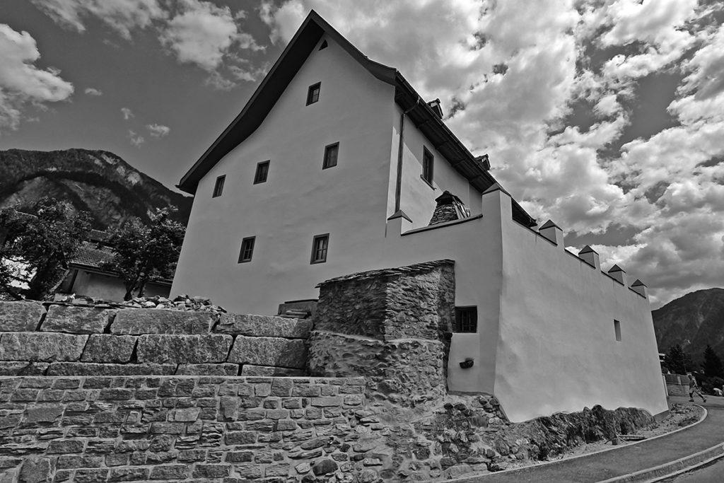 Umbau Patrizierhaus, Pratval