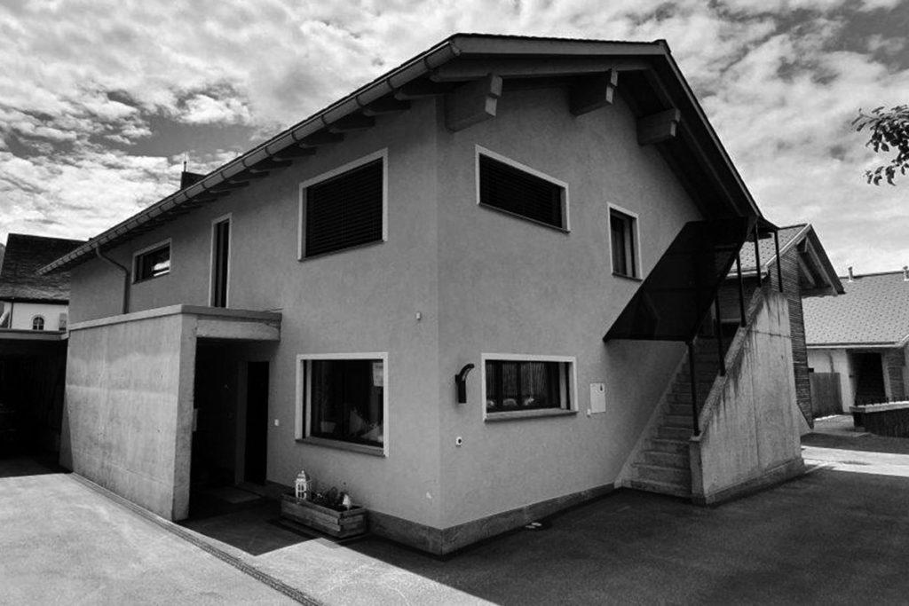 Neubau EFH Darms, Falera