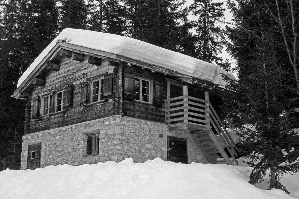 Ferienhütte Alp Plaun, Laax