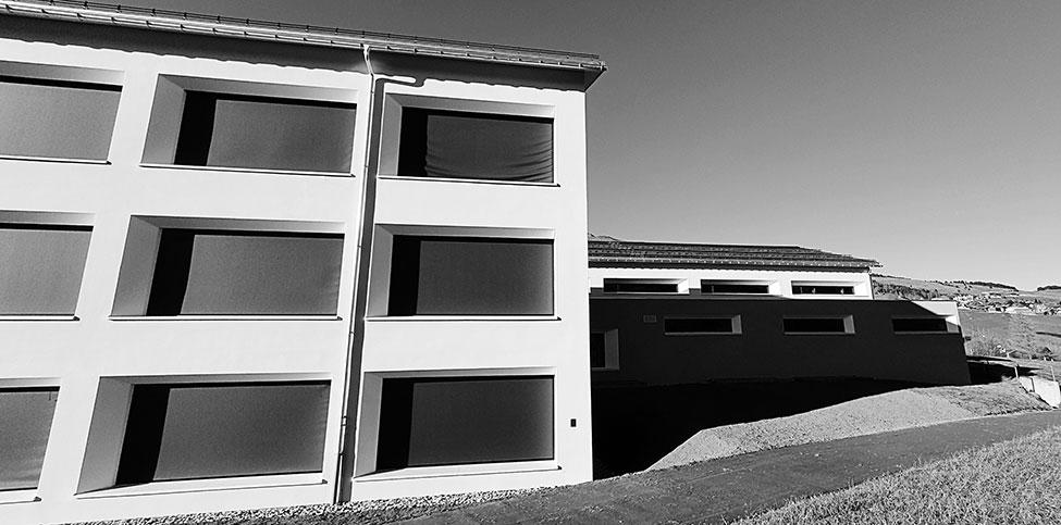 Sanaziun Casa Da Scola Sutvitg In Vella